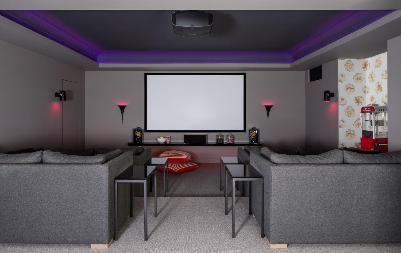 theater room design build westfield nj