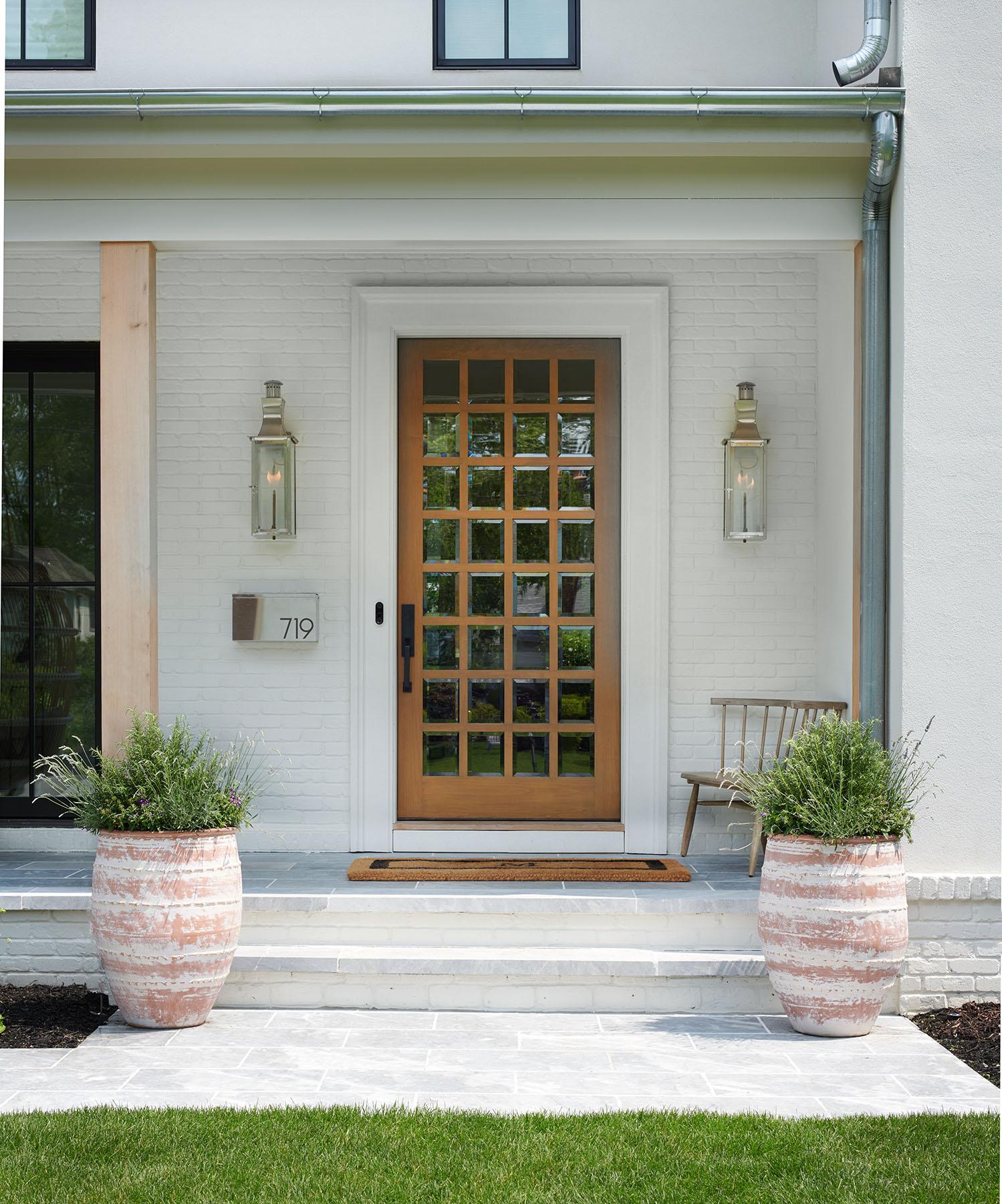 custom front door design build westfield nj