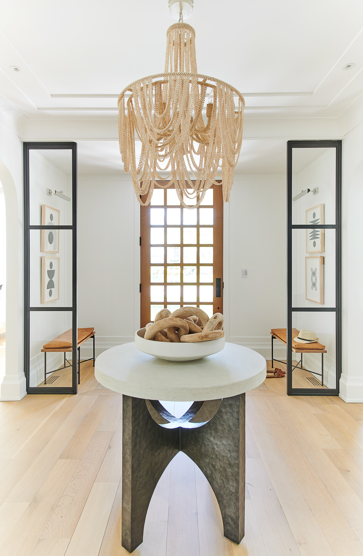 custom foyer design build westfield nj