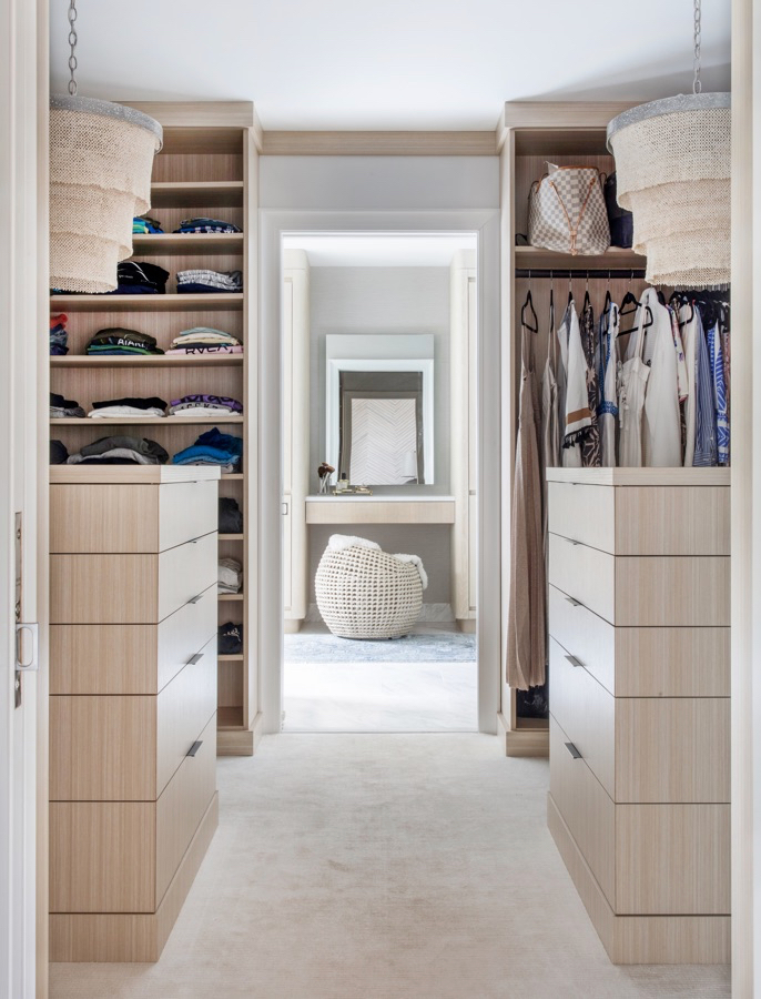 custom walk in closet design build westfield nj