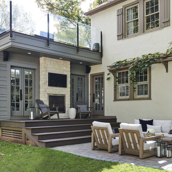Master Suite and Outdoor Space