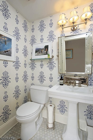 powder room remodel westfield nj