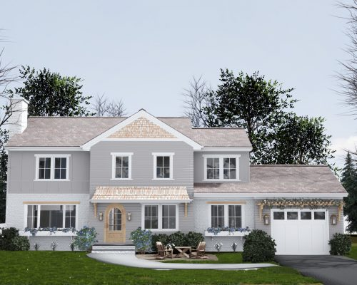 Pre-Construction Rendering with MRCxEMD Design/Build Team
